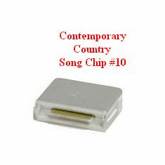 COMTEMPORARY COUNTRY Song Chip #10   Magic Mic    118 Songs