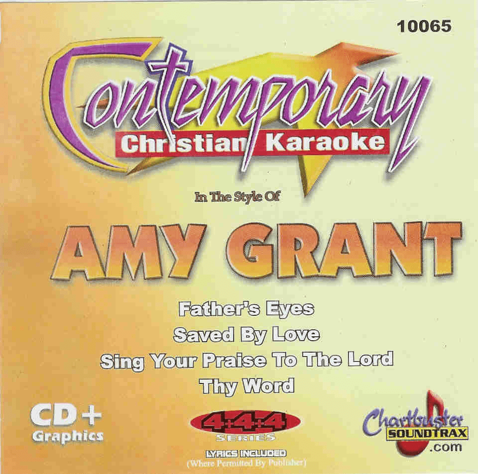 CONTEMPORARY CHRISTIAN AMY GRANT 10065
