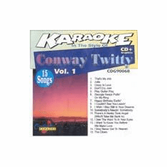 CONWAY TWITTY Vol. 2   Chartbuster   CB 90068