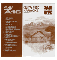 COUNTRY MUSIC SAV A09 NUTECH