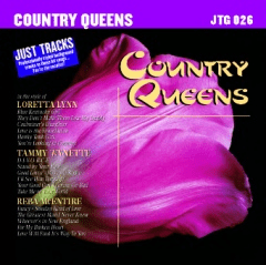 COUNTRY QUEENS   Just Tracks  JTG 026