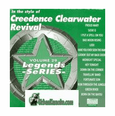 CREEDENCE CLEARWATER REVIVAL  Vol. 29    Legends Series