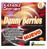 DANNY BERRIOS KARAOKE CRISTIANO    Magic Music   KCM 006