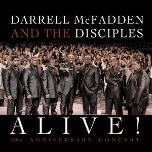 DARREL McFADDEN AND THE DISCIPLES ALIVE - Original CD and DVD