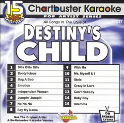 DESTINY'S CHILD      Chartbuster    CB90227