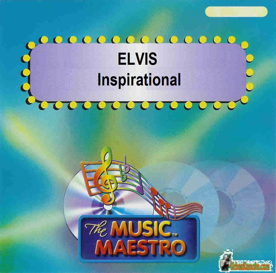ELVIS INSPIRATIONAL  Music Maestro  MM 6081