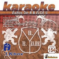 EXITOS DE R.B. ELDE II  Vol. 154    Karaoke Box  KB 154
