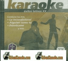EXITOS LATINOS XX  Karaoke Box  KB 46