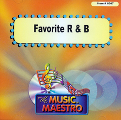FAVORITE R&B  Music Maestro  MM 6067