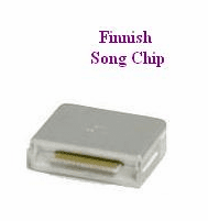FINNISH Song Chip        Magic Mic       50 Songs