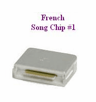 FRENCH Song Chip #1          Magic Mic       150 Songs
