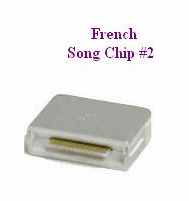 FRENCH Song Chip #2          Magic Mic    218 Songs