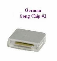 GERMAN Song Chip #1          Magic Mic       155 Songs