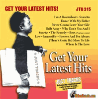 GET YOUR LATEST HITS     Just Tracks    JTG 315