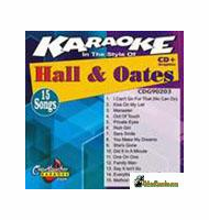 HALL &  OATES  Chartbuster   CB 90203