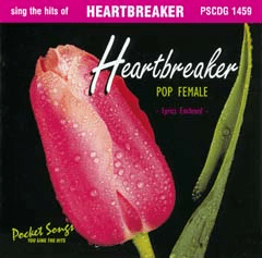 HEART BREAKER   Pop Female    Pocket Songs   PSCDG  1459