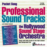HOLLYWOOD SOUNDSTAGE PROFESSIONAL TRACKS      Pocket Songs    PSCDG6004