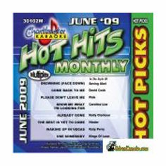 HOT HITS MONTHLY HOT PICKS JUNE 2009       Chartbuster    CB 30102