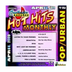 HOT HITS MONTHLY POP/URBAN  APRIL 2009    Chartbuster   CB 30095M