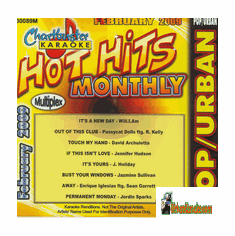HOT HITS MONTHLY POP/URBAN  FEBRUARY 2009  Chartbuster  CB 30089M