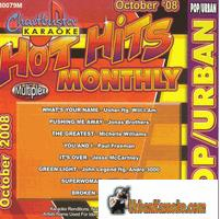 HOT HITS MONTHLY   Pop/Urban  OCTOBER 2008   CB 30079M