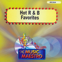 HOT R&B FAVORITES     Music Maestro    MM 6364