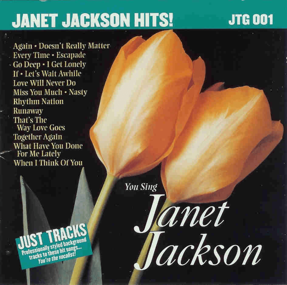 JANET JACKSON HITS         Pocket Songs         JTG 001