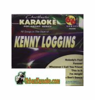 KENNY LOGGINS    6+6 Pop Artist Series  Chartbuster  CB40249R