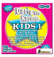 KIDS 1    Party Tyme Karaoke   SYB 1610