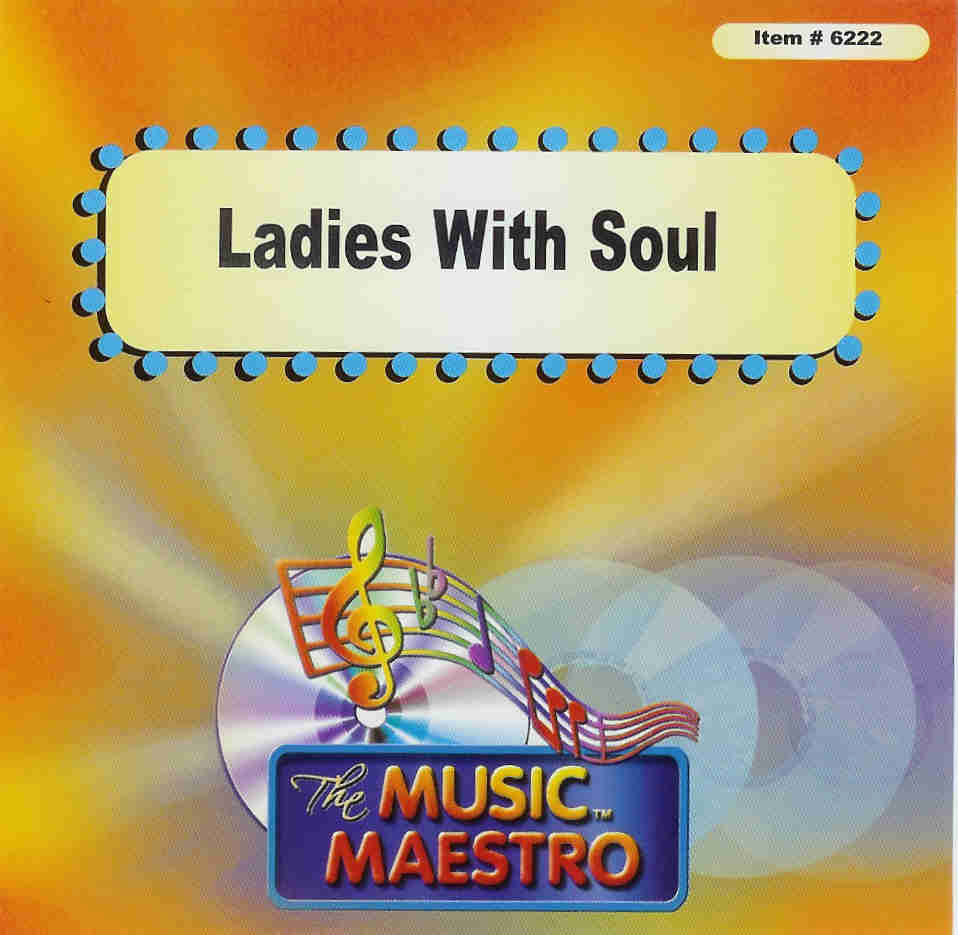 LADIES WITH SOUL   Music Maestro  MM 6222