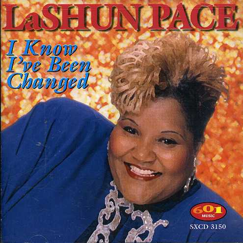LASHUN PACE I KNOW IVE BEEN CHANGED - Original CD