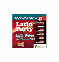 LATIN OLDIES DEL RECUERDO Vol.2   Latin Party  LP 1012