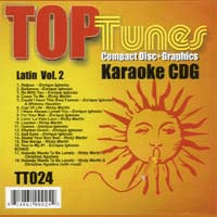 LATIN Vol. 2    Top Tunes   TT024
