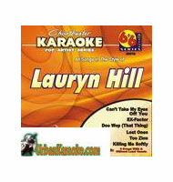 LAURYN HILL     Chartbuster   6+6 Pop Artist  Series CB40018