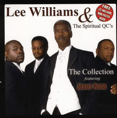 LEE WILLIAMS & THE SPIRITUAL QC's THE COLLECTION