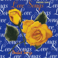 LOVE SONGS  Pocket Songs  PSCD 1244
