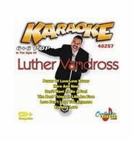 LUTHER VANDROSS      Chartbuster     CB40257