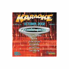 MALE POP    October, 2002      Chartbuster  6+6    40292
