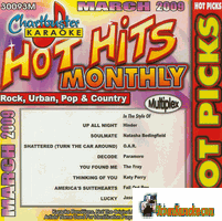 MARCH 2009 HOT PICKS        Chartbuster       CB30093