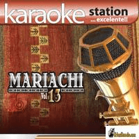MARIACHI Vol. 13     Karaoke Station     KS 13
