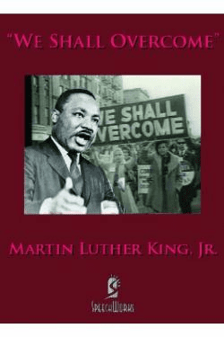 MARTIN LUTHER KING JR. WE SHALL OVERCOME - DVD Special