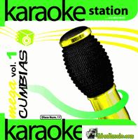 MEGA CUMBIAS Vol. 1     Karaoke Station  17