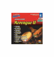 MERENGUE II   Latin Stars   LAS 044