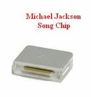MICHAEL JACKSON  Song Chip      Magic Mic       52 Songs