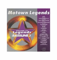 MOTOWN LEGENDS VOL. 34  Legends Bassline