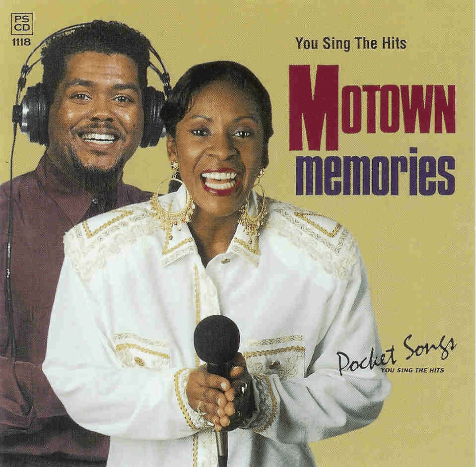 MOTOWN MEMORIES    Pocket Songs    PS1118