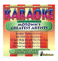 MOTOWN�S GREATEST ARTISTS       Karaoke    60849