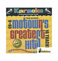 MOTOWN'S GREATEST HITS     Karaoke Bay    22932