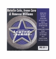 NATALIE COLE, IRENE CARA & VANESSA WILLIAMS      Legends Series  Vol. 173