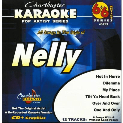 NELLY 6+6       Chartbuster    CB40423